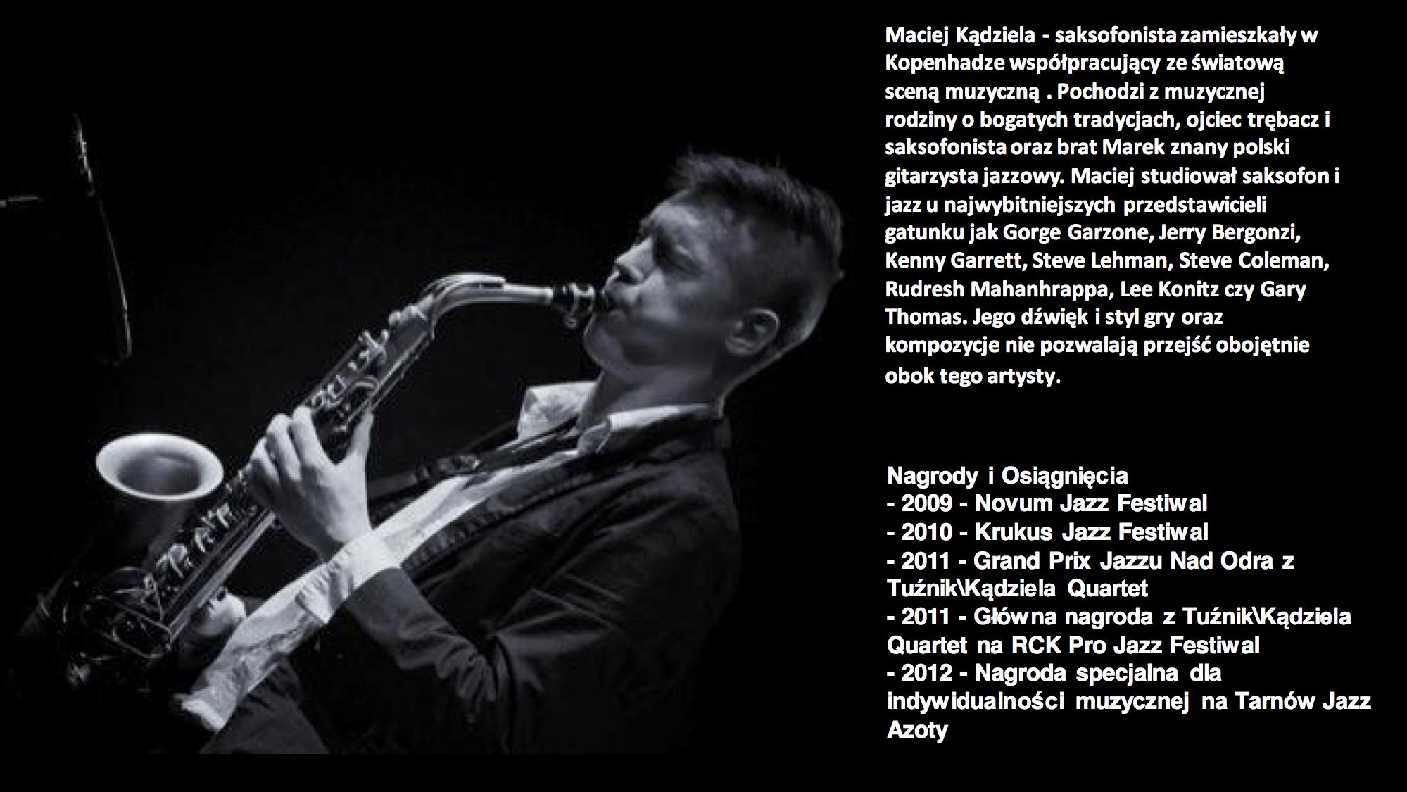 Maciej Final Bio